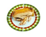 墨西哥食物辣酱玉米饼馅 免版税库存照片