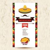 墨西哥食物 图库摄影