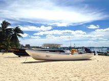 墨西哥,海岛 免版税库存图片