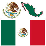 墨西哥 免版税库存照片