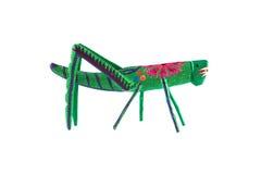 墨西哥alebrije蟋蟀 免版税库存图片