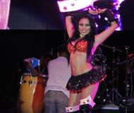 墨西哥Carnaval 免版税库存照片