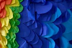 墨西哥piñata纹理 库存照片