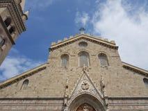 墨西拿意大利教会是我们有在世界上的一个惊人的教会 免版税库存照片