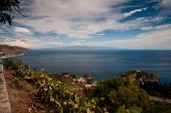墨西拿海峡 免版税库存图片