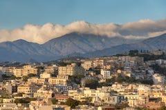 墨西拿西西里岛 免版税图库摄影