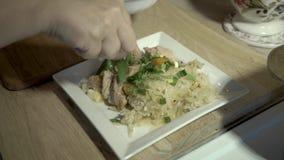 墩牛肉用被炖的圆白菜 股票录像