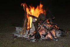 2壁炉 库存照片