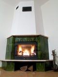 壁炉 库存照片