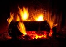 壁炉 图库摄影