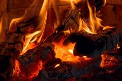 壁炉 免版税库存照片