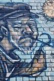 壁画2016年多伦多spadaina 库存照片