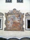 壁画拉多夫利察,斯洛文尼亚 免版税库存照片