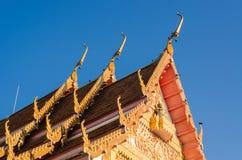 壮观的寺庙 库存图片