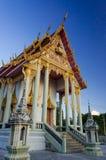 壮观的寺庙 图库摄影