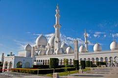 壮观的清真寺 图库摄影