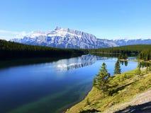 壮观的风景 免版税库存照片