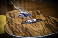 声学吉他5 库存照片