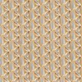 壳线无缝的样式 免版税库存图片