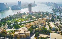 处所艺术在开罗,埃及 库存照片