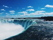 尼亚加拉大瀑布 免版税库存照片