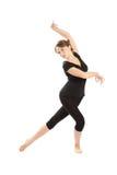处理健身妇女年轻人 免版税库存图片