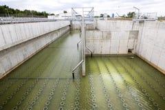水处理系统 免版税库存照片