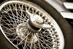 备份轮子 免版税库存照片