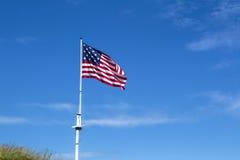 1812复制品旗子战争  库存图片