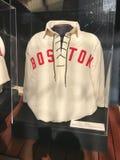 复制品1904年波士顿Beaneaters泽西 免版税库存图片
