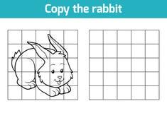 复制图片:兔子 向量例证