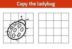 复制图片:瓢虫 皇族释放例证