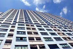 复杂公寓高层 库存照片