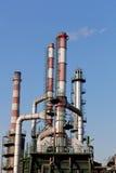 复杂部分精炼厂 库存图片