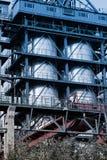 复杂部分精炼厂 图库摄影
