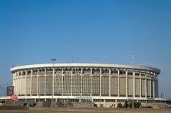 复杂音乐会彼得斯堡体育运动 库存图片