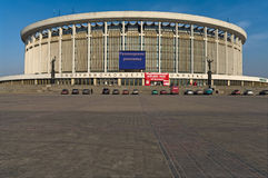 复杂音乐会彼得斯堡体育运动 免版税库存照片