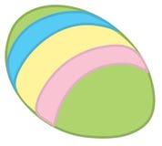 复活节egg3 库存图片