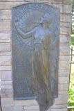 复活匾奥马哈内布拉斯加 库存照片