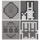 复活节兔子传染媒介例证剪贴美术为假日 免版税图库摄影
