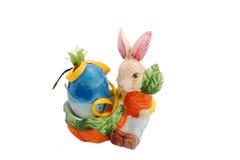 复活节兔子 免版税库存照片