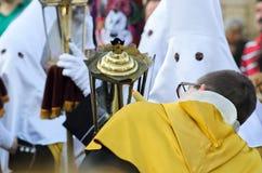 复活节在加利西亚 图库摄影