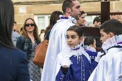 复活节在西班牙 免版税库存图片
