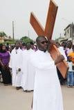 复活节在非洲 库存照片