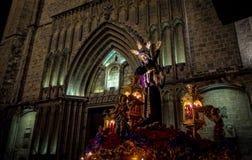复活节在巴塞罗那,西班牙 免版税图库摄影