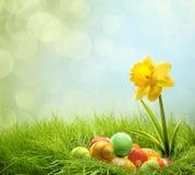复活节天 免版税库存照片