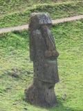 复活节岛 库存图片