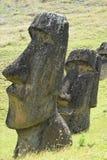 复活节岛 免版税库存图片