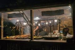 复活节市场 免版税图库摄影