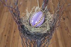复活节彩蛋嵌套 库存图片